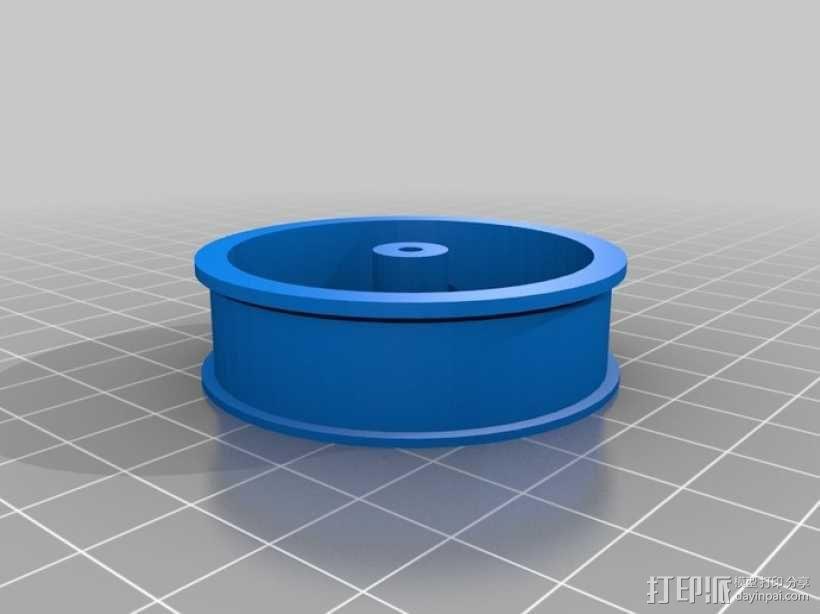弹性PLA材料测试 3D模型  图5