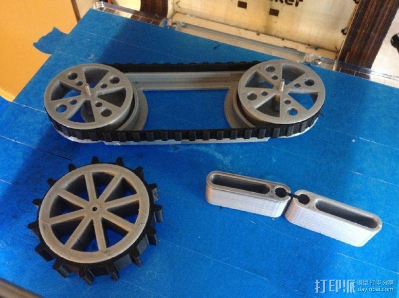 弹性PLA材料测试 3D模型  图6