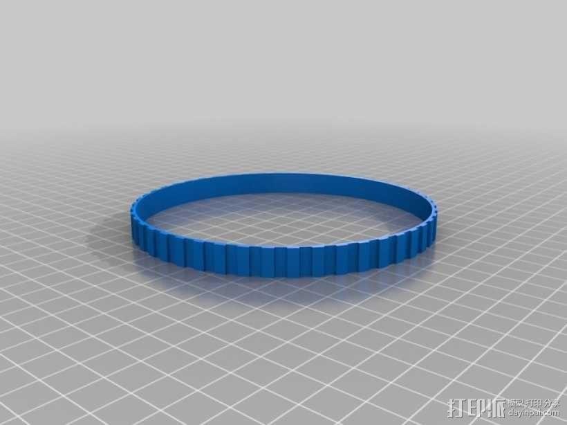 弹性PLA材料测试 3D模型  图8