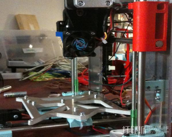 迷你 Prusa i3打印机 3D模型  图2