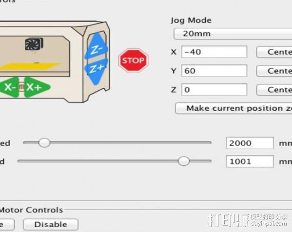 刻度盘指示器支架 3D模型  图5