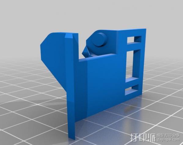 锚链 3D模型  图2