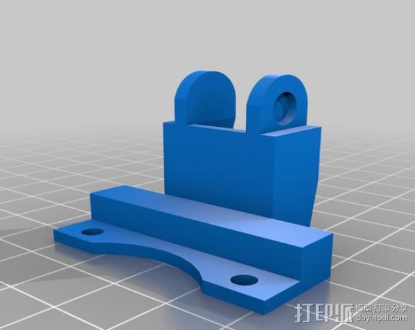 锚链 3D模型  图1