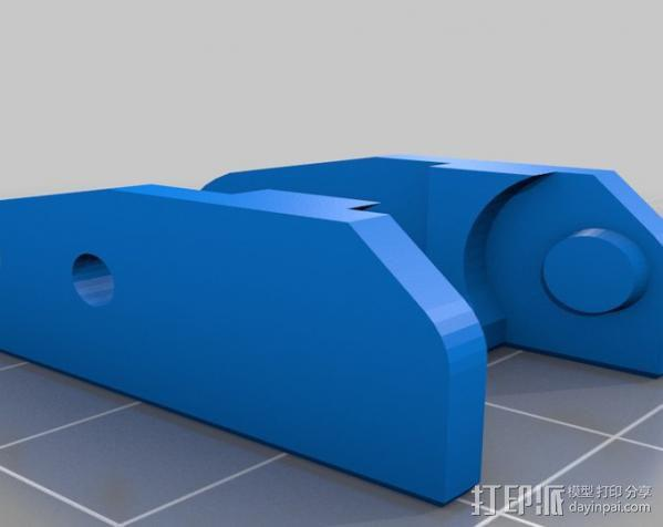 锚链 3D模型  图7