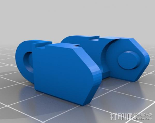 锚链 3D模型  图11