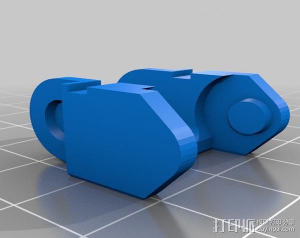 锚链 3D模型  图9