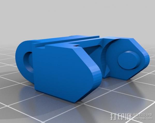 锚链 3D模型  图10