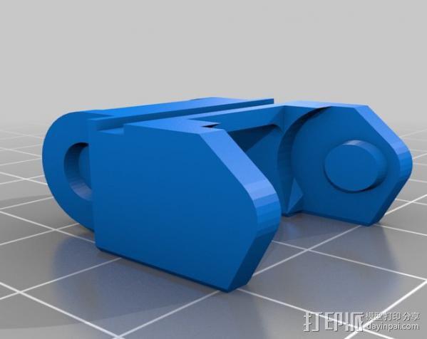 锚链 3D模型  图12