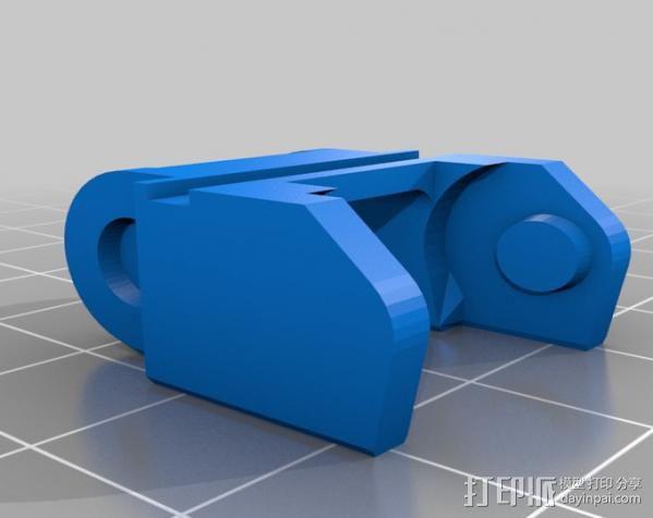 锚链 3D模型  图14
