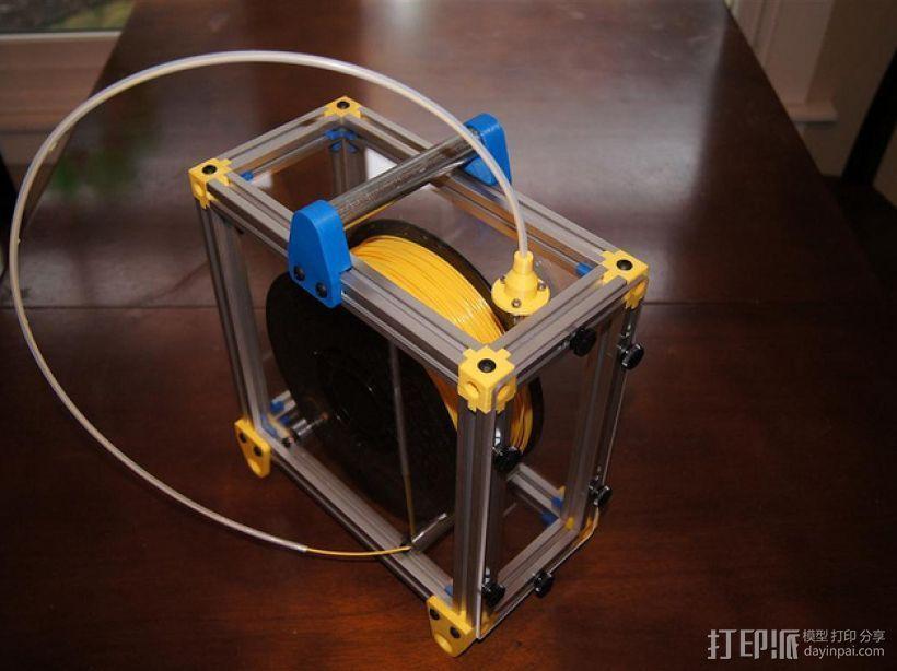 打印机拐角连接器 3D模型  图7
