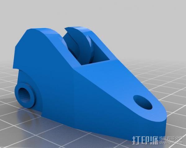 齿轮挤出机 3D模型  图5
