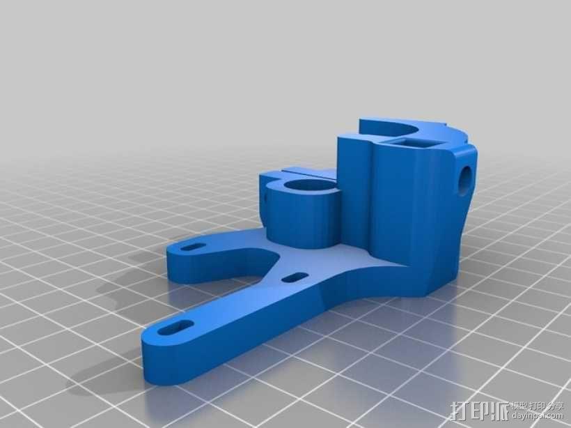 最好的挤出机 3D模型  图8