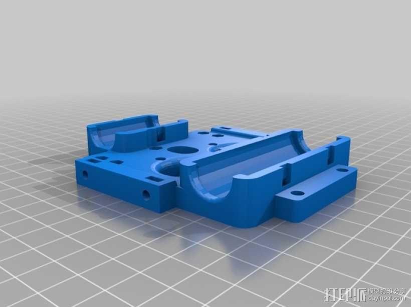 最好的挤出机 3D模型  图10