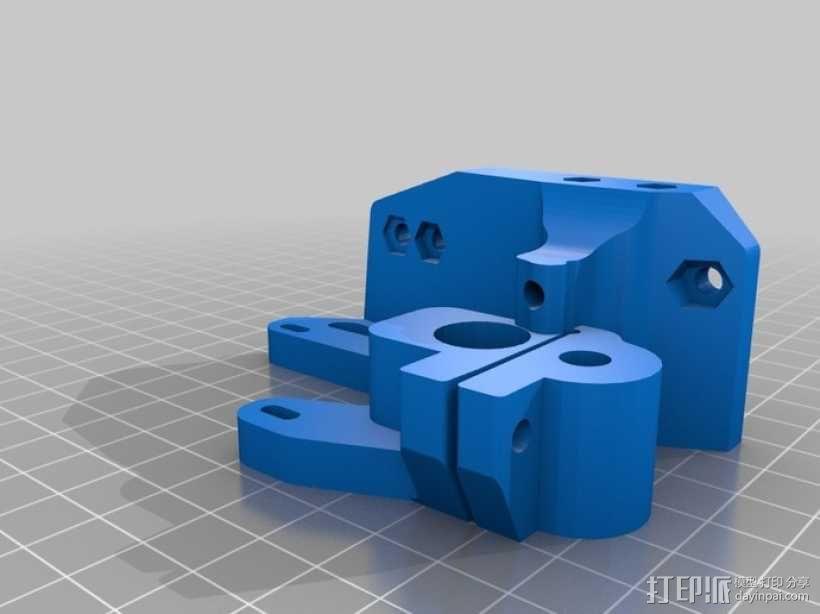 最好的挤出机 3D模型  图12
