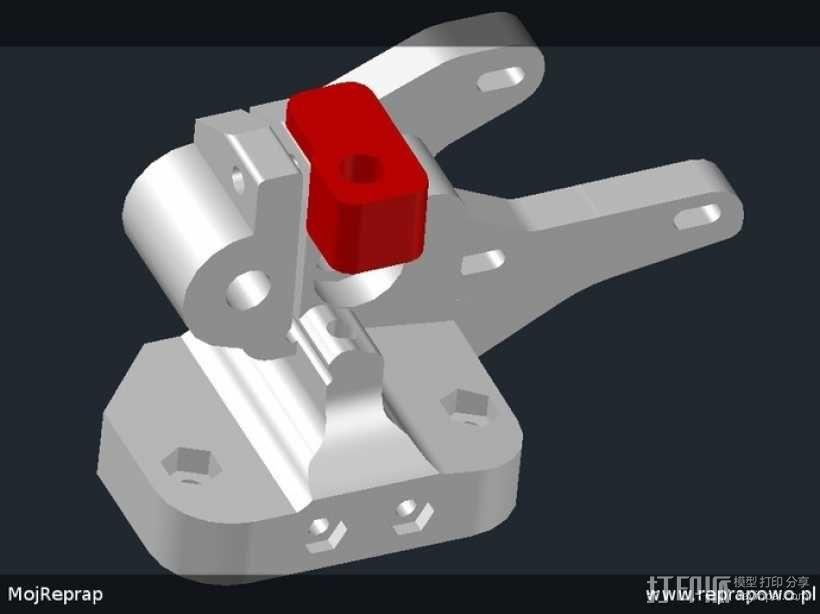 最好的挤出机 3D模型  图14