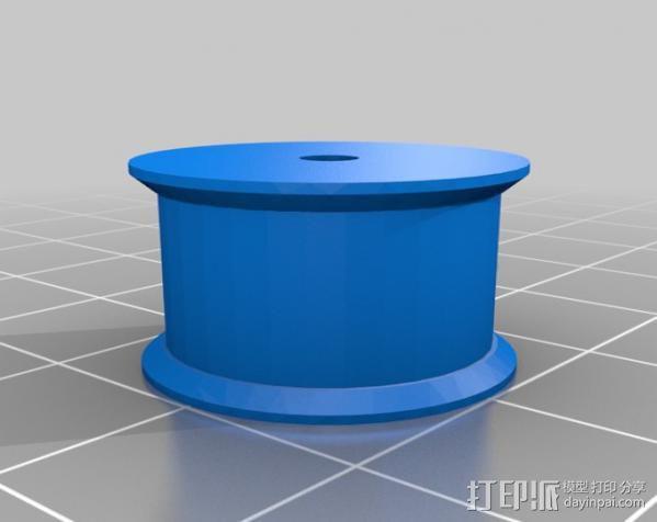 减速齿轮 3D模型  图8