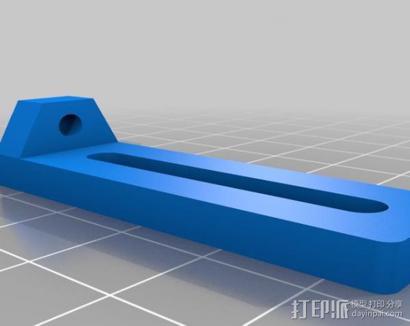 风扇支架 3D模型  图7