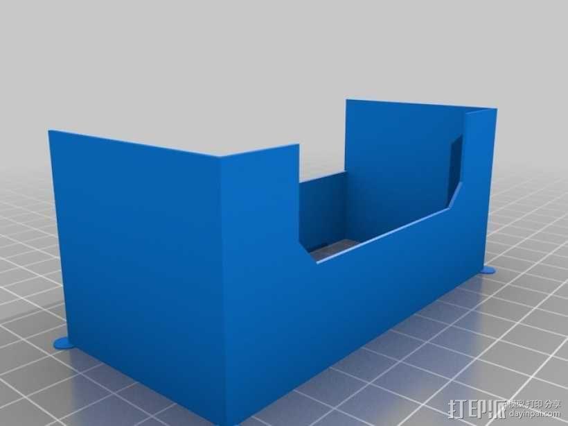 风扇罩 3D模型  图2