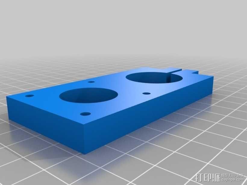 EchoRap Rev打印机的配件 3D模型  图2