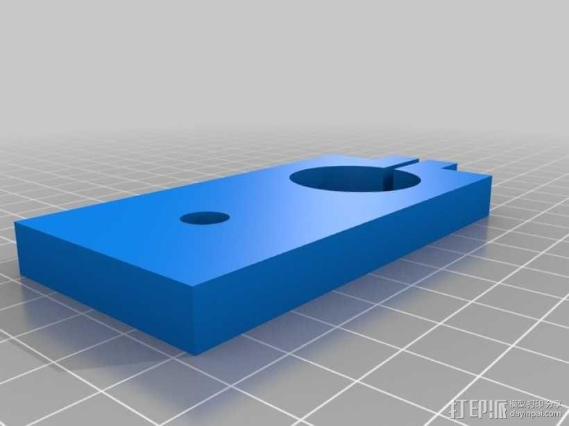 EchoRap Rev打印机的配件 3D模型  图3