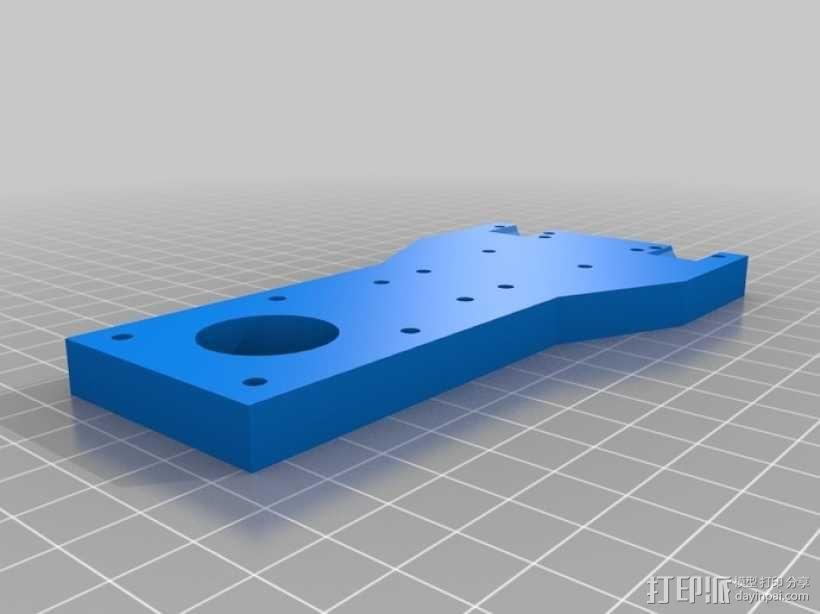 EchoRap Rev打印机的配件 3D模型  图6