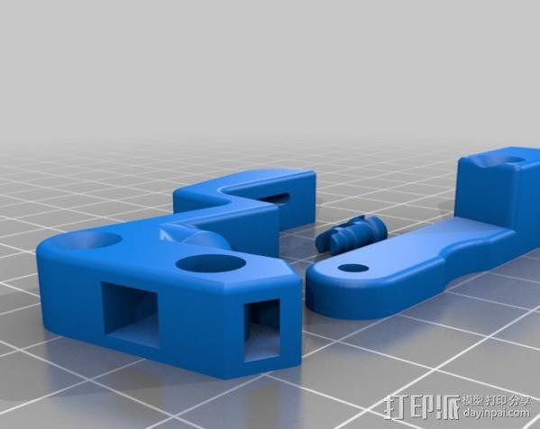 Mk8挤出机配件 3D模型  图10