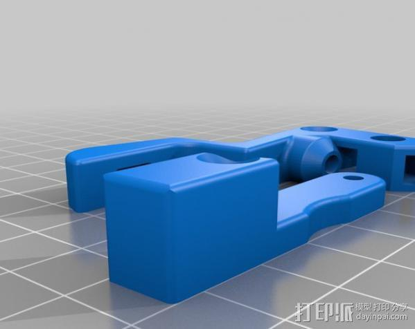 Mk8挤出机配件 3D模型  图11