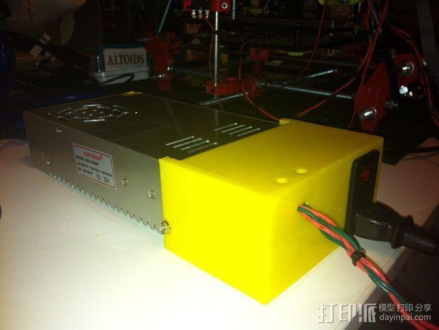 电源罩 3D模型  图5