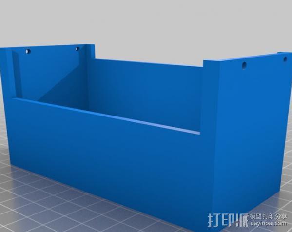 电源罩 3D模型  图4