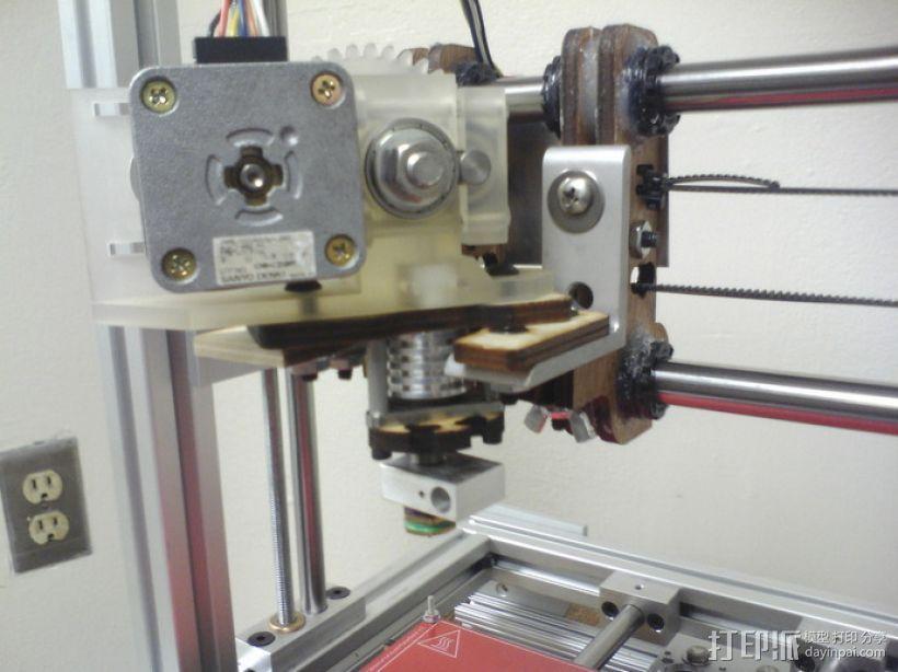 RepStrap打印机 3D模型  图6