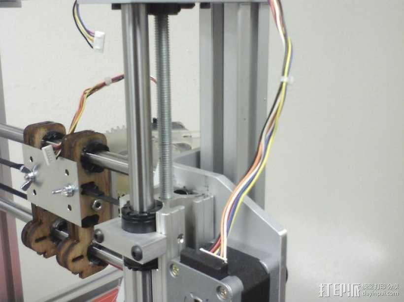 RepStrap打印机 3D模型  图10