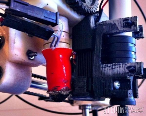 激光切割器支架 3D模型  图8