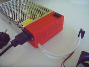 电源罩 3D模型
