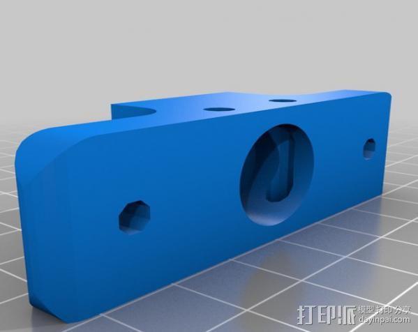 线材保护器 线材导管 3D模型  图3