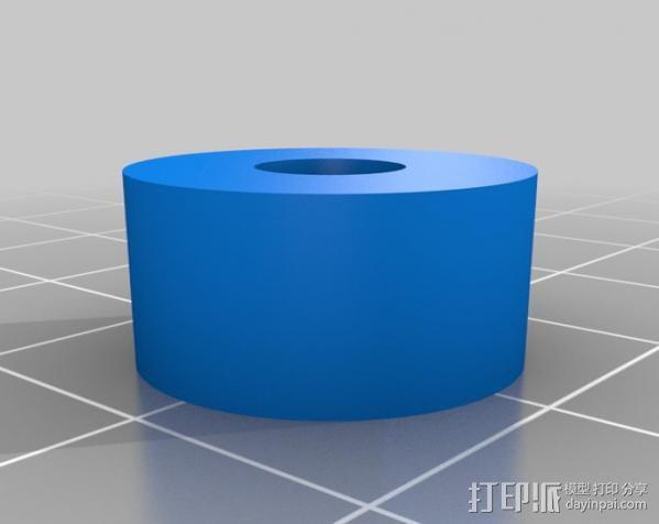 线材保护器 线材导管 3D模型  图5