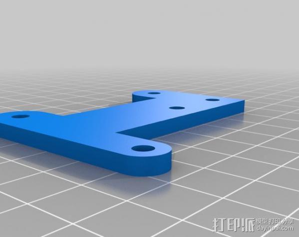线材保护器 线材导管 3D模型  图6