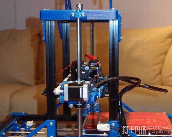 自制的3D打印机 3D模型  图5