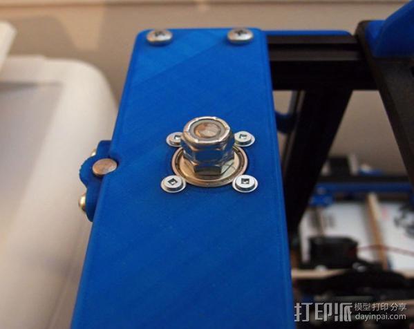 自制的3D打印机 3D模型  图10
