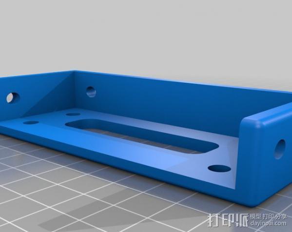 自制的3D打印机 3D模型  图14