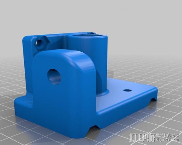 自制的3D打印机 3D模型  图21