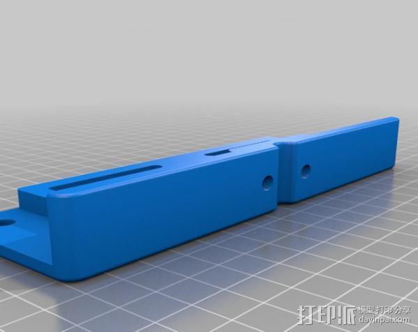 自制的3D打印机 3D模型  图22
