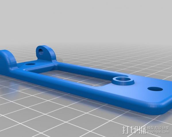 自制的3D打印机 3D模型  图24
