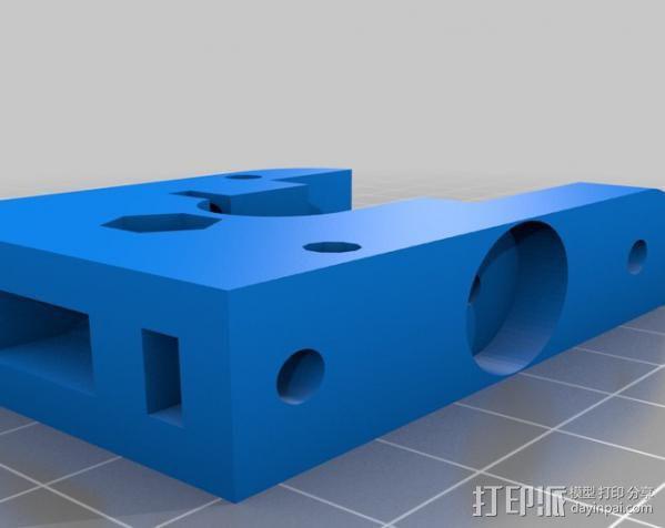 微型挤出机 3D模型  图5