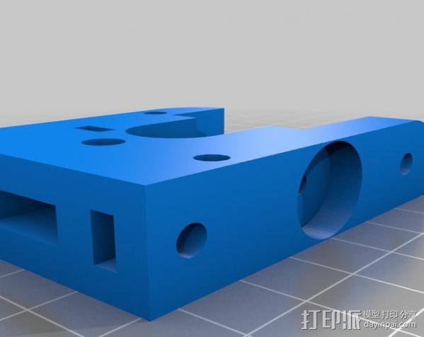 微型挤出机 3D模型  图6