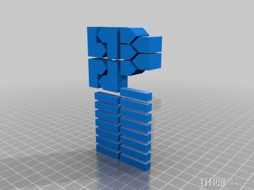 卡坦岛游戏模型 3D模型  图1