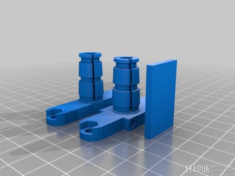 线材夹 3D模型  图7