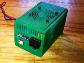 电路板保护罩 3D模型