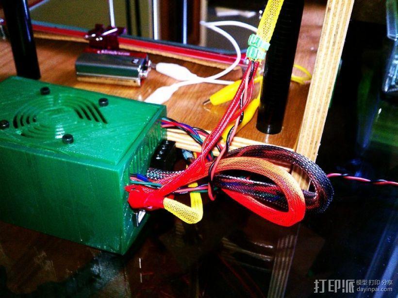 电路板保护罩 3D模型  图5