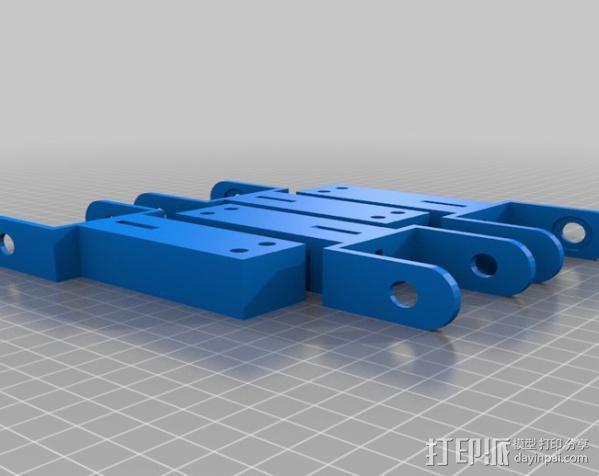锚链机器人 3D模型  图4