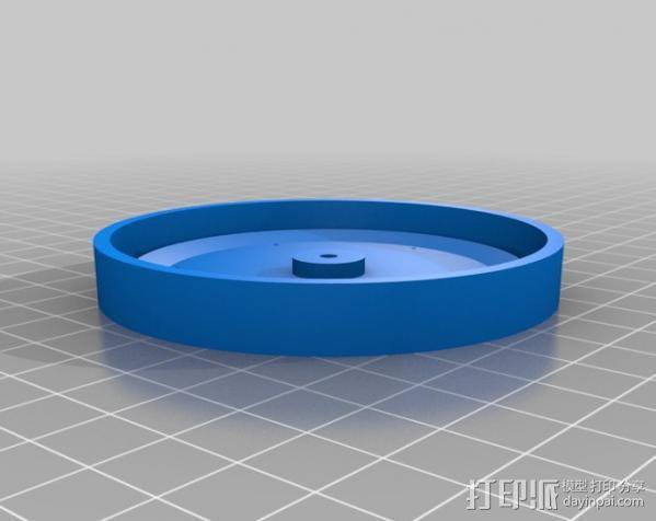 遥控赛车车轮 3D模型  图17